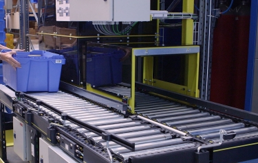 Interroll - Smart automation reduces complexity of logistics