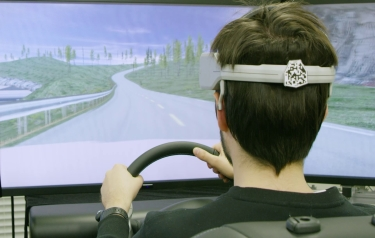 Nissan Brain-to-Vehicle tech (Credit: Nissan)