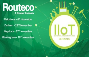 Routeco plc - Unlock the value of the Industrial Internet of