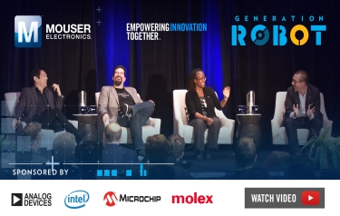 "Mouser Electronics - ""How Robotics Will Shape Our Future"""