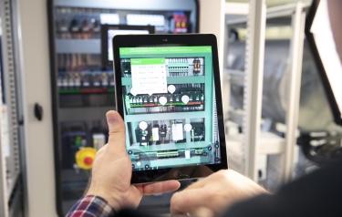 Schneider Electric Ltd - IIoT integration of new machines